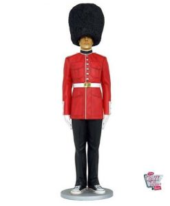 Figure Retro Soldier Guard Anglais