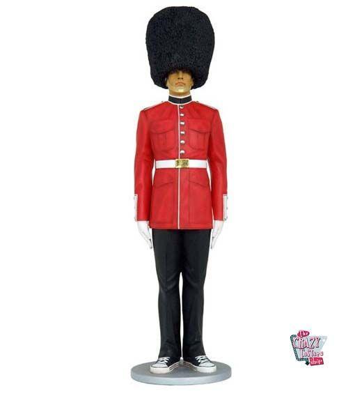 Figura Retro Soldado Guardia Inglesa