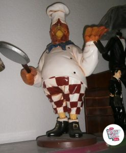 Figur Food Chicken Chef Waiter