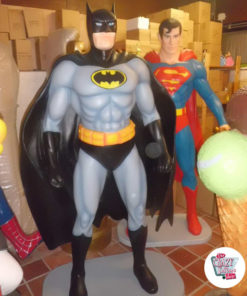 Figura decorazione Supereroe Batman