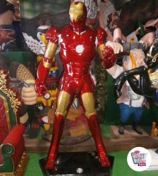 Abbildung Superheld Iron Man Dekoration