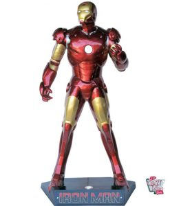 Figura decoración Super Héroe Iron Man