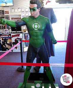 Figura decorazione Super Hero Green Lantern