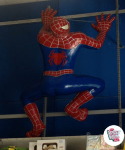 Figur Dekor Super Hero Spider-Man Wall