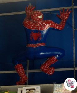 Figur Dekoration Super Hero Spider-Man-Wand
