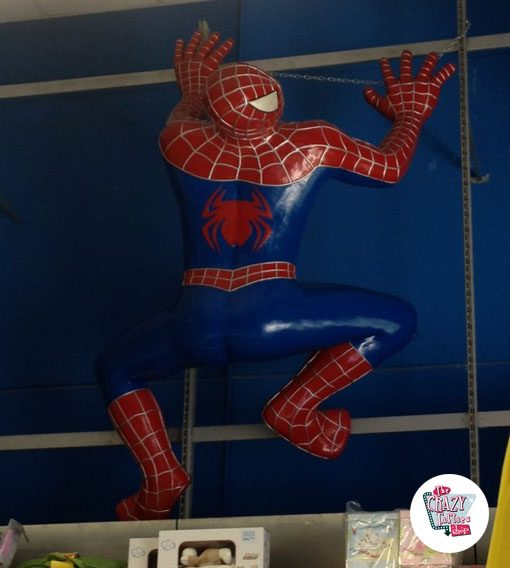 Figura decoración Super Héroe Spider-Man Pared