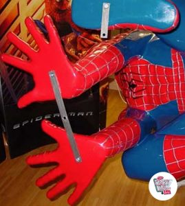 Figur dekorasjon Super Hero Spiderman Ceiling