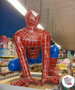 Figure decoration Super Hero Spider-Man Ceiling