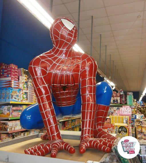 Figura decoración Super Héroe Spider-Man Techo