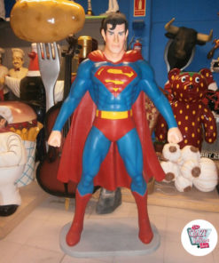 Figure Superhero Superman decoration