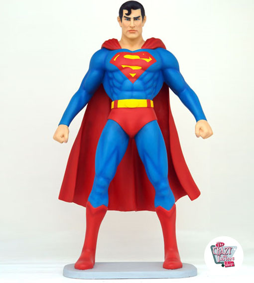Figura decoración Super Héroe Superman