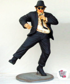 Figures Décoration Danse The Blues Brothers