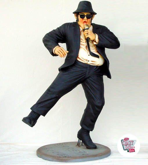 Figuras dançar decoração The Blues Brothers