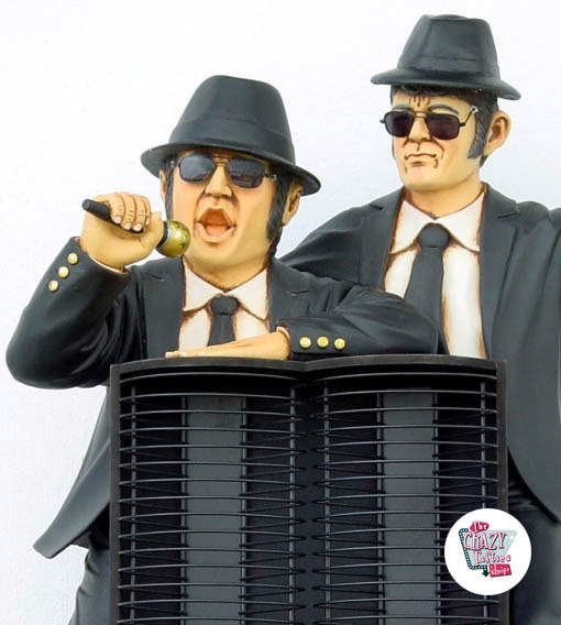 Figur Dekor The Blues Brothers CD Holder