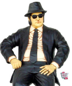 Tall Dekor The Blues Brothers Sitting