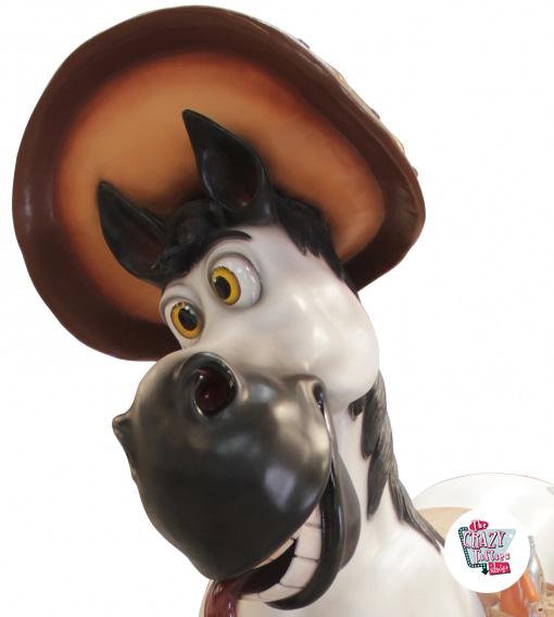 Figura Decoración Temática Caballo Mexicano
