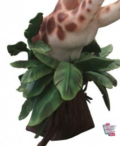 Figur Decoration Theme Madagascar Giraffe Melman