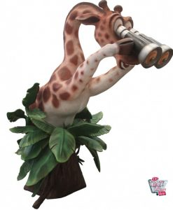 Tal Themededekoration Madagaskar Giraf Melman