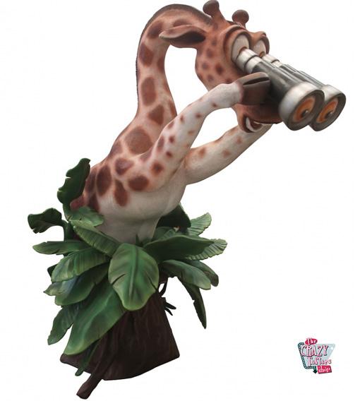 Figuren Thematische Dekoration Madagaskar Giraffe Melman