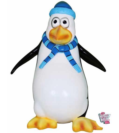 Figuras Decoração Tema Penguins Comic