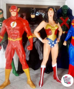 Figurer dekoration Diverse Super Heroes