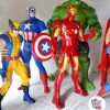 Figures decoration Various Super Heroes