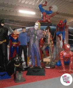 Figurer dekoration Diverse Super Heroes Spider mand