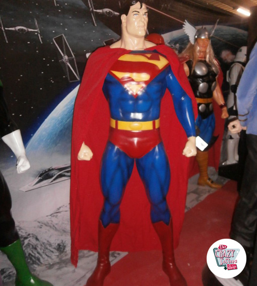Figures decoration Various Super Heroes Superman