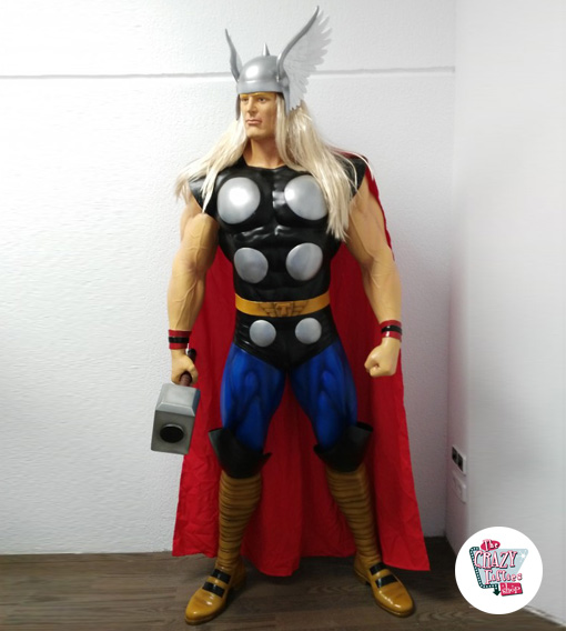 Figures decoration Various Super Heroes Thor