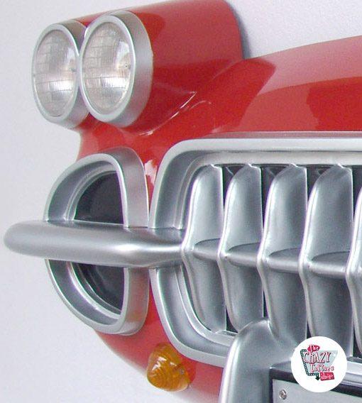Frontal Corvette 58