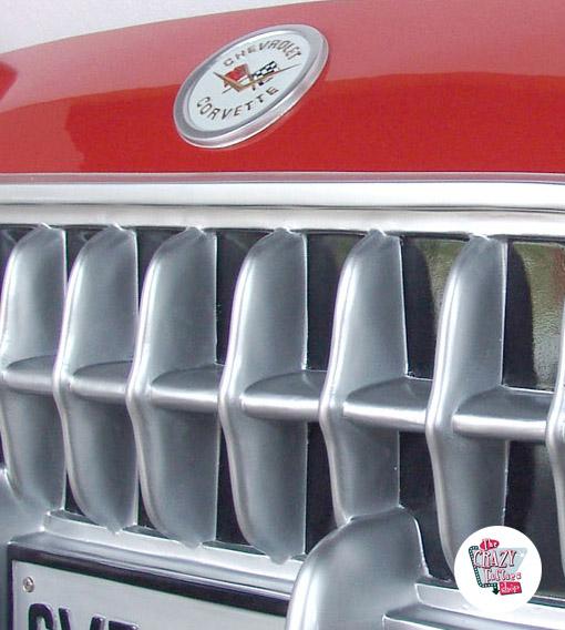 Corvette avant 58