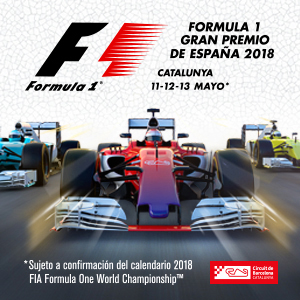 "Grand Prize F1 of Spain ""Emirates 2018"""