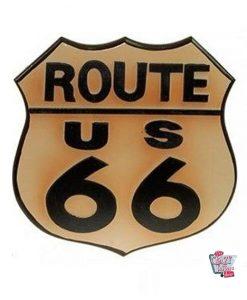 Guarda llaves Route 66