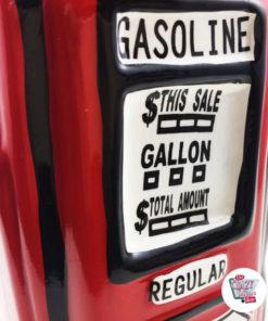 Piggybank brændstofpumpe Route 66
