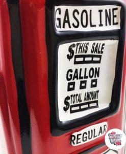 Hucha surtidor de Gasolina Route 66