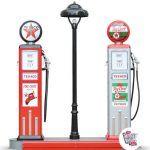 Isla de gasolinera Texaco-SkyChief