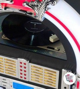Retro Jukebox Replicas