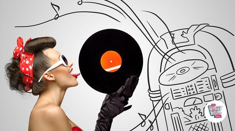 الموسيقي CD الفينيل
