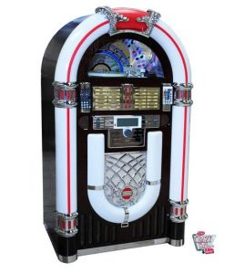 Vinyl CD Jukebox In più