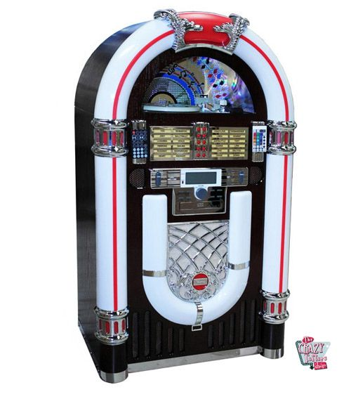 Vinyl CD Jukebox Plus-