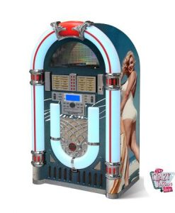 Jukebox Marylin Blue