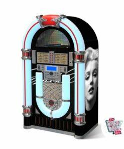 Jukebox Marylin Black