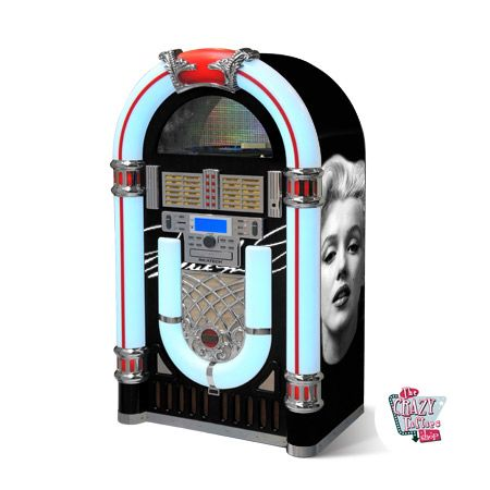 Jukebox Marylin Black