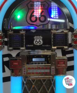Neon Jukebox percorso Bluetooth 66