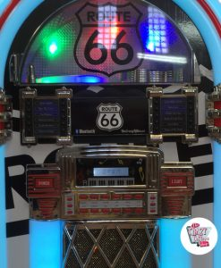 Neon Jukebox Route Bluetooth 66