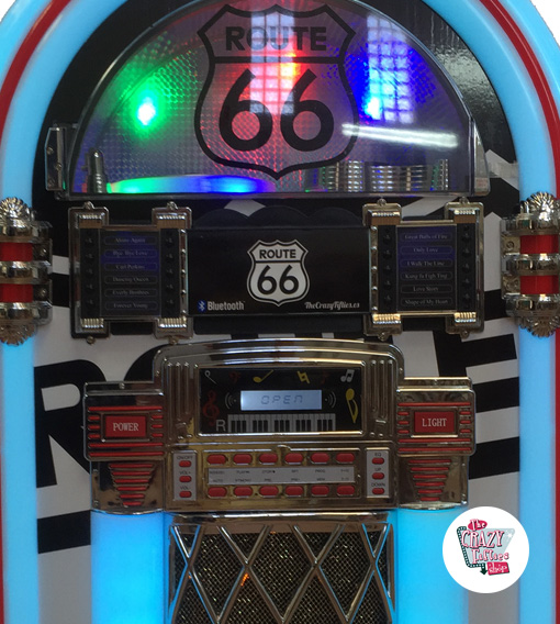 Neon Jukebox percorso Bluetooth 66