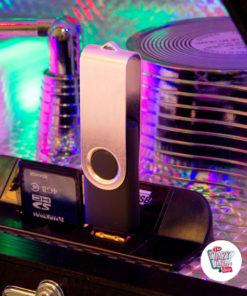 Bluetooth Neon Jukebox