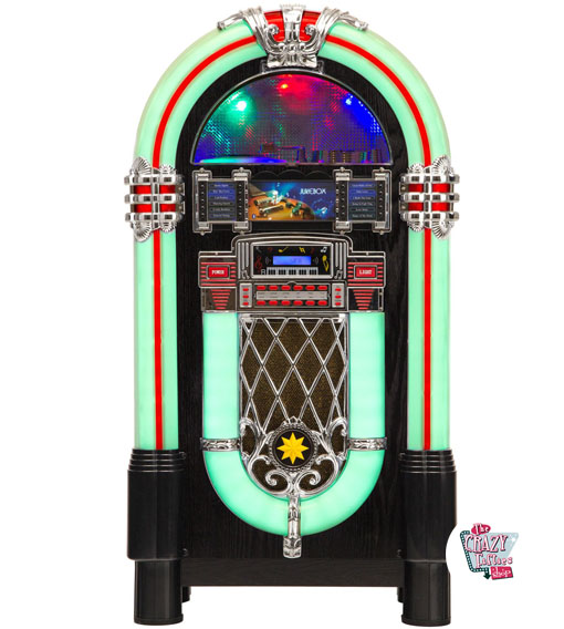 Bluetooth Neon Jukebox