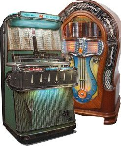Restaurato Jukebox originale