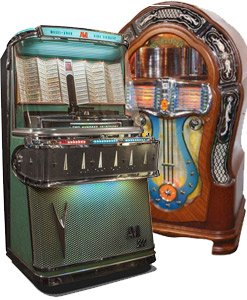 Jukebox originale restaurée